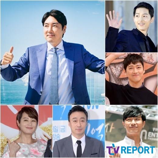Top diễn viên Hàn xuất sắc nhất nửa đầu năm 2016 - 1