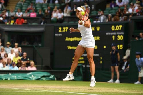 Venus – Kerber: Niềm vui chia đôi (BK Wimbledon) - 1