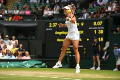"""Chi tiết Venus – Kerber: Vỡ mộng """"chung kết nội bộ"""" (KT) - 3"""