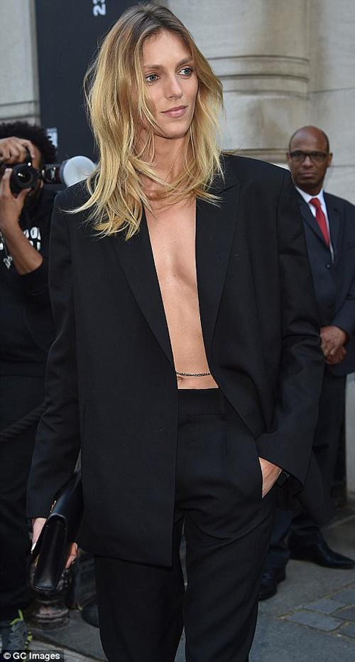 Hot girl Hollywood gây chú ý với váy xuyên thấu nội y - 6