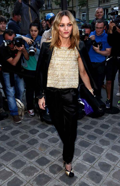 Hot girl Hollywood gây chú ý với váy xuyên thấu nội y - 8