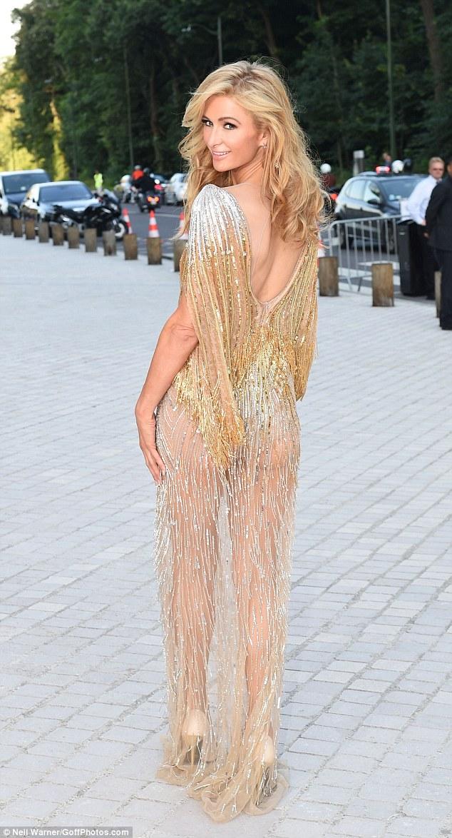 Hot girl Hollywood gây chú ý với váy xuyên thấu nội y - 13