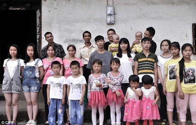 Ngôi làng nhỏ có tới 39 cặp song sinh ở Trung Quốc - 1
