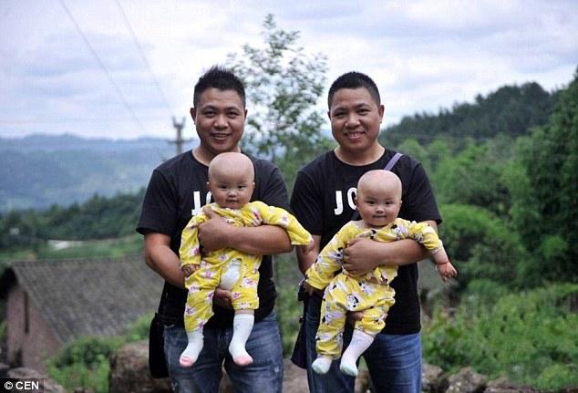 Ngôi làng nhỏ có tới 39 cặp song sinh ở Trung Quốc - 3