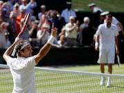 """Thể thao - """"Tim nhảy ra ngoài"""" xem Federer vượt ải Cilic"""