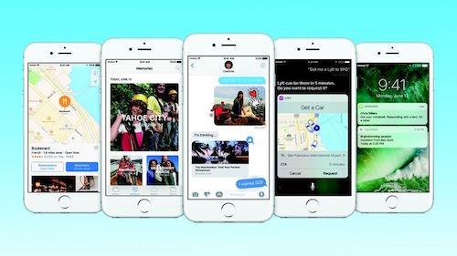 Tải ngay iOS 10 cho iPhone, iPad và iPod! - 1