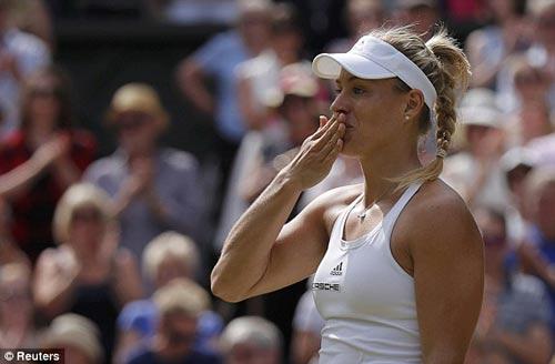 Wimbledon ngày 11: Nhà Williams chia nửa buồn vui - 8