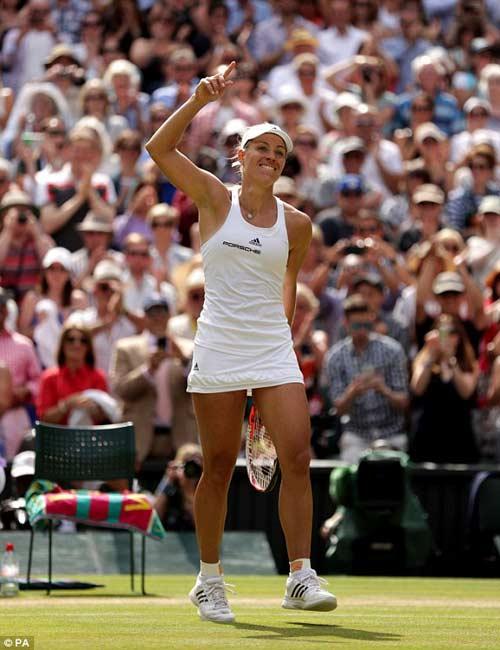 Wimbledon ngày 11: Nhà Williams chia nửa buồn vui - 9