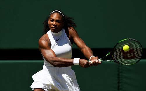 Wimbledon ngày 11: Nhà Williams chia nửa buồn vui - 1