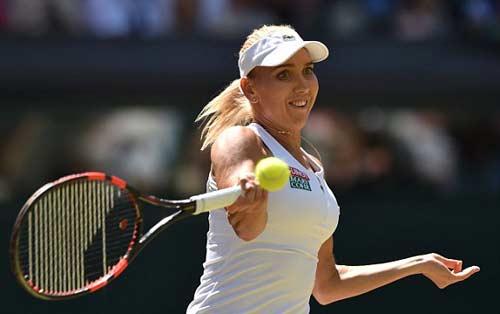 Wimbledon ngày 11: Nhà Williams chia nửa buồn vui - 2