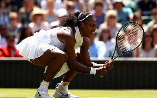 Wimbledon ngày 11: Nhà Williams chia nửa buồn vui - 3