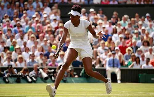 Wimbledon ngày 11: Nhà Williams chia nửa buồn vui - 6