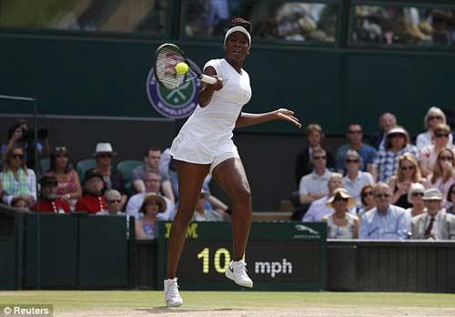 Wimbledon ngày 11: Nhà Williams chia nửa buồn vui - 5