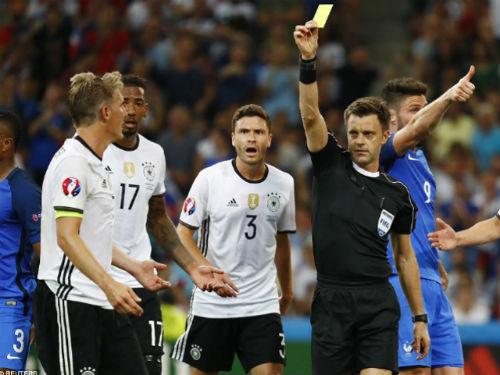 """Nhận định: """"Đức bị oan, Pháp được tặng quả 11m"""" - 2"""