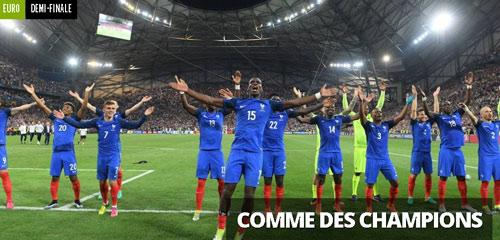 """Báo chí thế giới: Đưa Pháp """"lên mây"""", Đức tan vỡ giấc mơ - 1"""