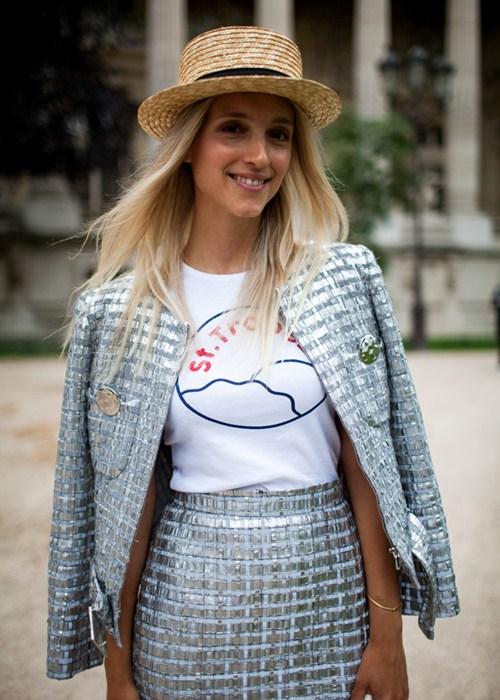 Áo khoác - Vật bất ly thân của tín đồ ở Paris Fashion Week - 3