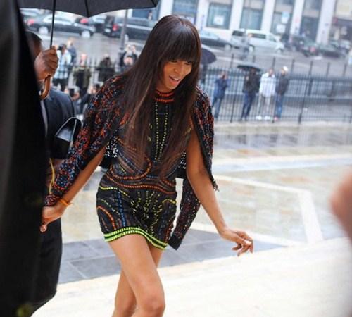 Áo khoác - Vật bất ly thân của tín đồ ở Paris Fashion Week - 2