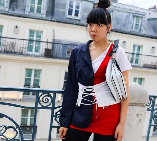 Áo khoác - Vật bất ly thân của tín đồ ở Paris Fashion Week - 9