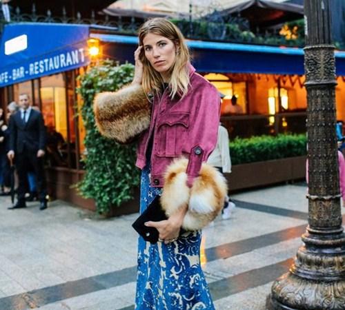Áo khoác - Vật bất ly thân của tín đồ ở Paris Fashion Week - 7