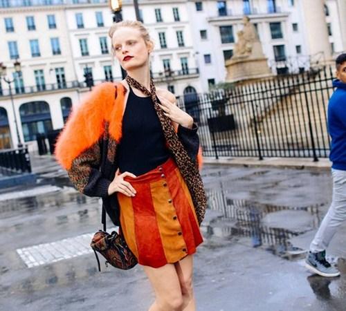 Áo khoác - Vật bất ly thân của tín đồ ở Paris Fashion Week - 6
