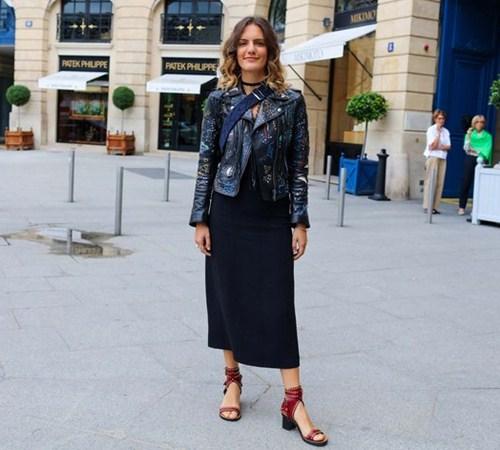 Áo khoác - Vật bất ly thân của tín đồ ở Paris Fashion Week - 11