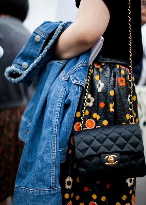 Áo khoác - Vật bất ly thân của tín đồ ở Paris Fashion Week - 12