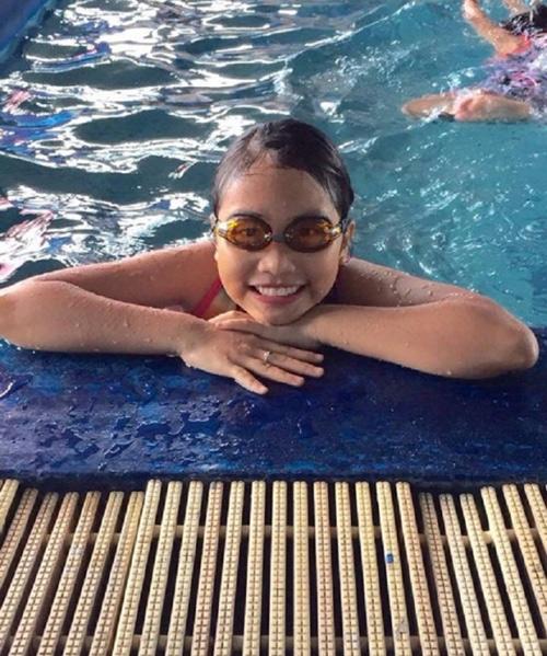 Bất ngờ với gu thời trang đi bơi của Phương Mỹ Chi - 10