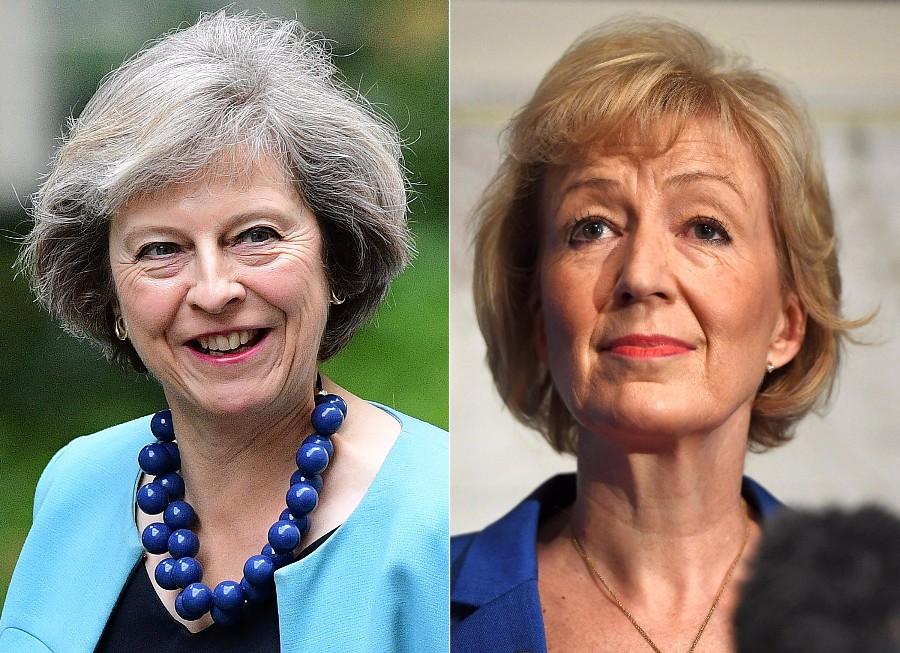 Thủ tướng Anh thay ông Cameron sẽ là nữ - 1