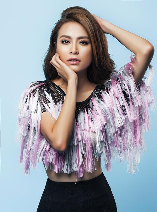 Hoàng Thùy Linh gợi ý phối đồ với trang phục cá tính - 5