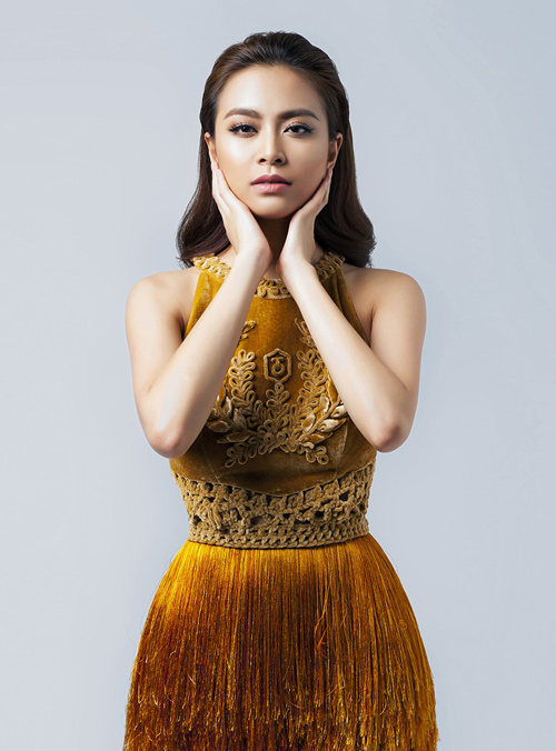 Hoàng Thùy Linh gợi ý phối đồ với trang phục cá tính - 8