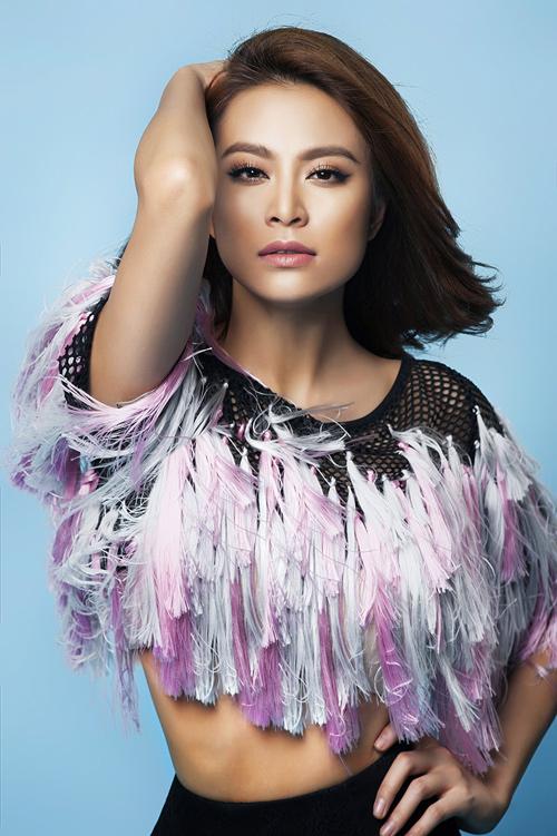 Hoàng Thùy Linh gợi ý phối đồ với trang phục cá tính - 6