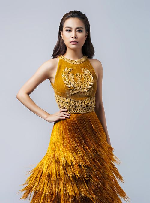 Hoàng Thùy Linh gợi ý phối đồ với trang phục cá tính - 9