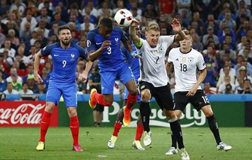 Trưởng ban trọng tài nói gì về quả penalty trận Pháp - Đức? - 1