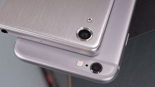 So sánh camera Xperia X Performance với iPhone 6s - 1