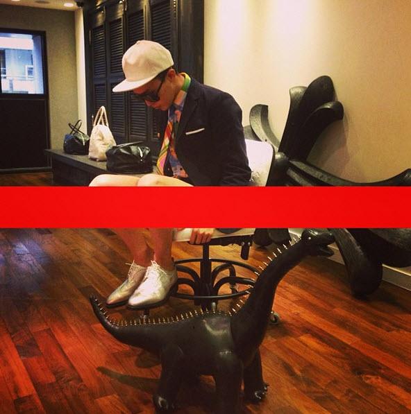 Căn nhà toàn đồ vật lạ và đắt tiền của G-Dragon - 9
