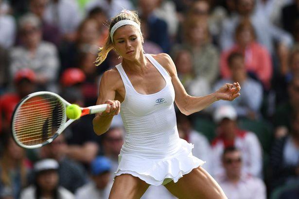 Loạt váy áo ngắn, hở, lạ gây ồn ào tại Wimbledon 2016 - 4