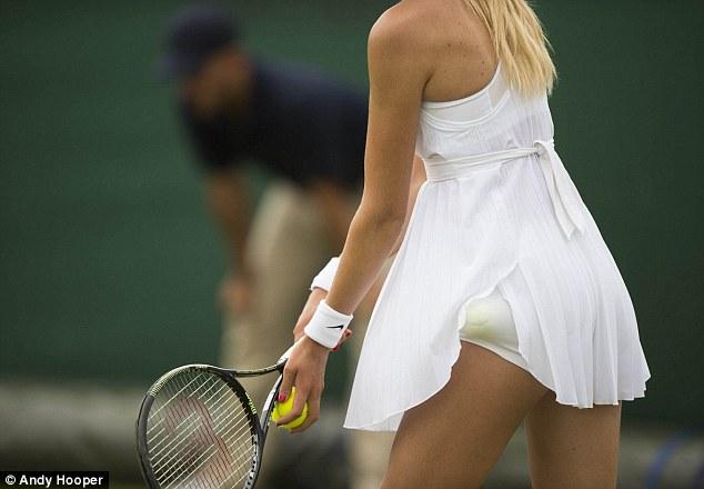Loạt váy áo ngắn, hở, lạ gây ồn ào tại Wimbledon 2016 - 7