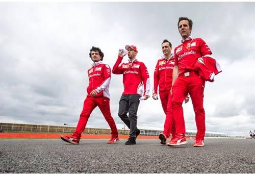 F1, British GP: Khúc cua bước ngoặt - 2