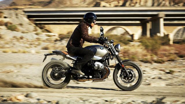 BMW Motorrad R nineT Scrambler trình làng ngày 17/9 tới - 1