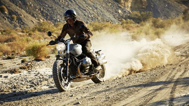 BMW Motorrad R nineT Scrambler trình làng ngày 17/9 tới - 2