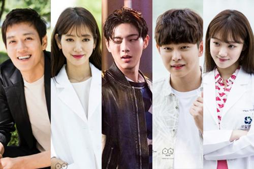 Dàn diễn viên cực đẹp của phim đang hot nhất xứ Hàn - 1