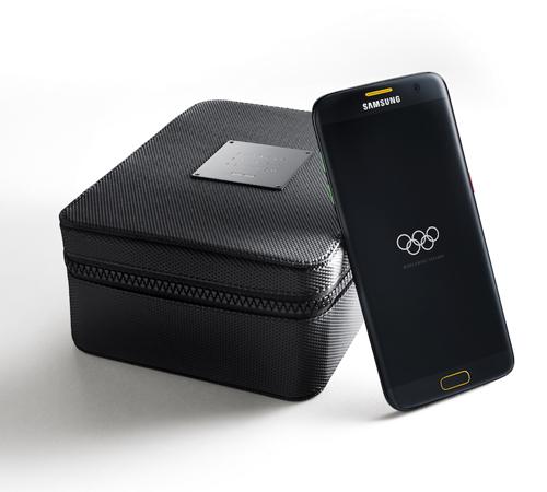 Samsung Galaxy S7 Edge phiên bản Olympic trình làng - 2