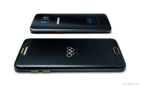 Samsung Galaxy S7 Edge phiên bản Olympic trình làng - 4