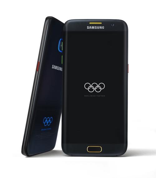 Samsung Galaxy S7 Edge phiên bản Olympic trình làng - 3