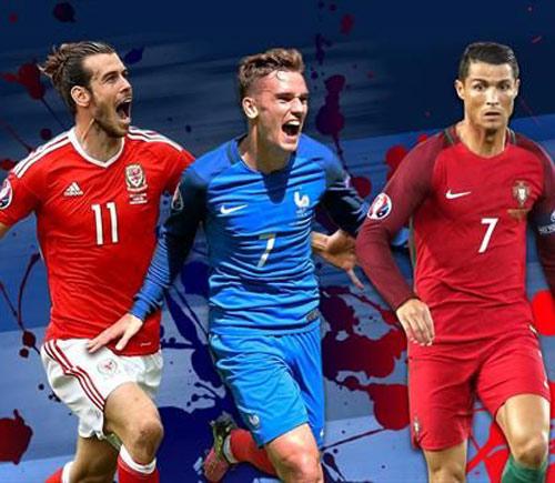 Dream Team bán kết Euro: Gọi tên siêu sao tấn công - 2