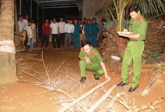 Những nhát chém oan nghiệt vào đám trẻ đang chơi bắn bi - 1