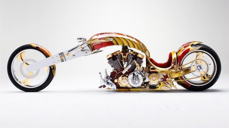 16 mẫu xe mô tô đắt nhất thế giới (P1) - 5
