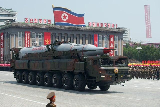 Triều Tiên ra 5 điều kiện phi hạt nhân hóa với Mỹ - 1