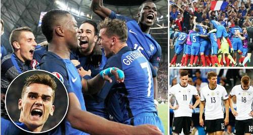 Tiêu điểm bán kết Euro: Nơi lịch sử sang trang - 2