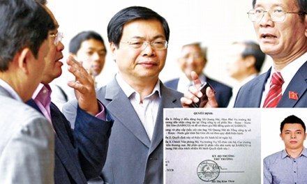 Yêu cầu báo cáo việc bổ nhiệm con nguyên Bộ trưởng ở Sabeco - 1